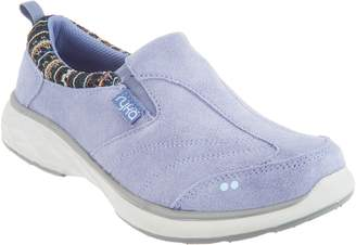 Ryka Suede Slip-on Shoes with CSS Technology - Terrain