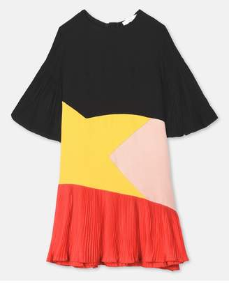 Stella McCartney Color Block Dress