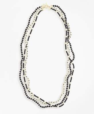 Three-Strand Necklace $78 thestylecure.com