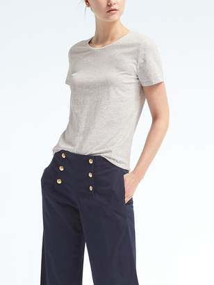 Banana Republic Crew-Neck Tee