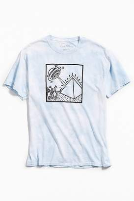 Urban Outfitters Keith Haring Cloud-Dye Tee