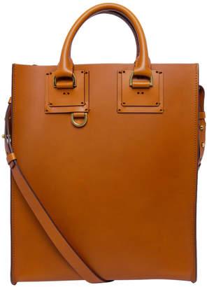 Sophie Hulme Mini Albion Tote Bag