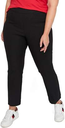 Michel Studio Kick Flare Stretch Pants