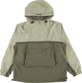 Supreme Split Anorak - 'SS 18' - Light Tan