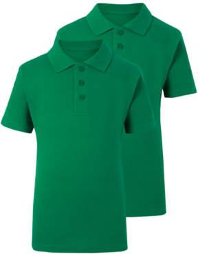 George Green School Polo Shirt 2 Pack
