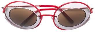 Marni Eyewear round sunglasses