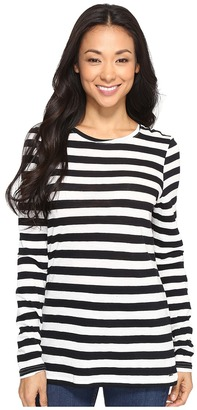Roxy Zarauz Beat Stripes Long Sleeve Top $39.50 thestylecure.com