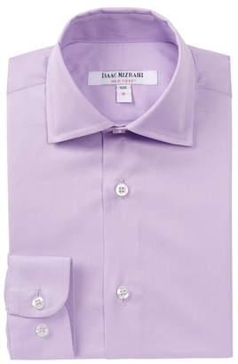 Isaac Mizrahi Dress Shirt (Toddler, Little Boys, & Big Boys) $64 thestylecure.com