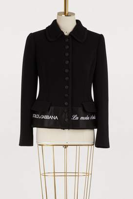 Dolce & Gabbana Buttonned jacket