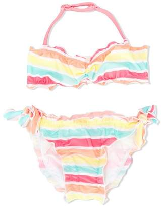 Sorbet Sunuva stripe bikini
