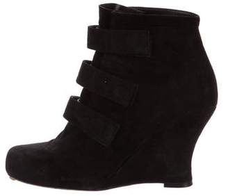 Tabitha Simmons Amber Wedge Ankle Boots