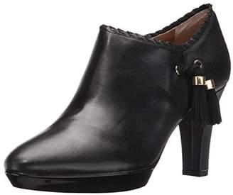 J. Renee J.Renee Women's Paquita Ankle Bootie Black