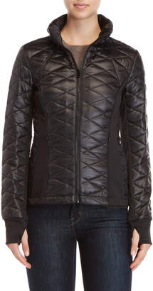 GUESS Iridescent Packable Quilted Jacket