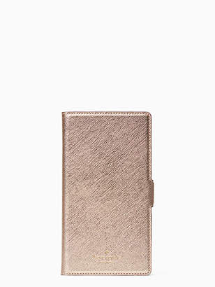 Kate Spade Magnetic wrap iphone xr folio case