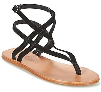 NDC GOKHAR women's Sandals in Black
