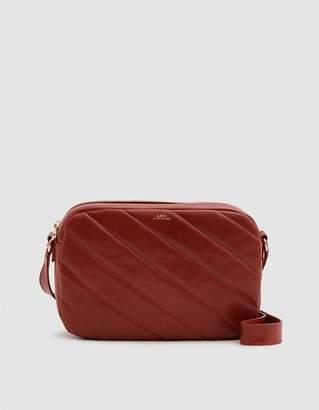 A.P.C. Mélanie Shoulder Bag