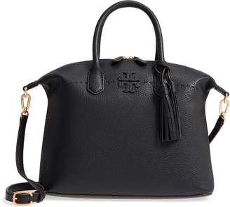 Tory Burch McGraw Slouchy Leather Satchel