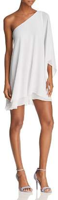 Show Me Your Mumu Zsa Zsa One-Shoulder Mini Dress