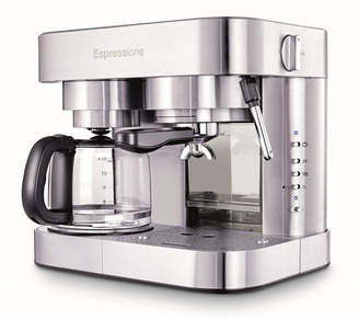 Dualit Espressione Combination Espresso Machine & 10-Cup Drip Coffeemaker