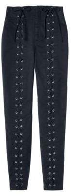A.L.C. Kingsley Lace-Up Pants