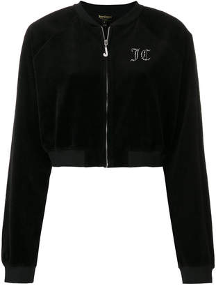 Juicy Couture customisable cropped jacket