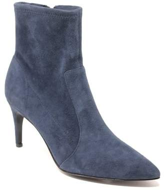 Charles David Pride Suede Pointed Toe Ankle Bootie