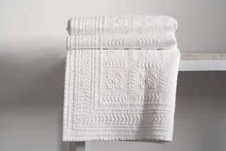 Sheridan Wattleseed baby cot blanket