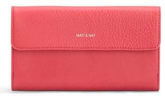 Matt & Nat Connolly Bifold Vegan Leather Wallet