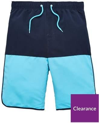 Very Boys Colour Bock Swim Shorts