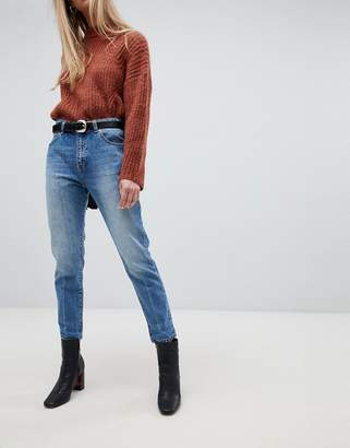 Dr. Denim Pepper High Rise Mom Jean