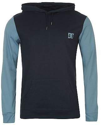 DC Mens Rolan Knit Lightweight Hoody OTH Hoodie Long Sleeve Hooded Casual Top