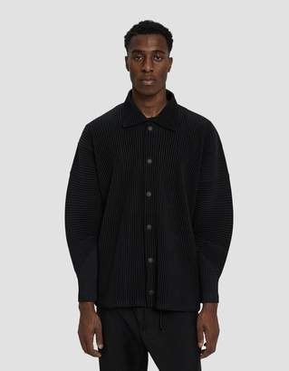 Issey Miyake Homme Plissé August Button Down Jacket