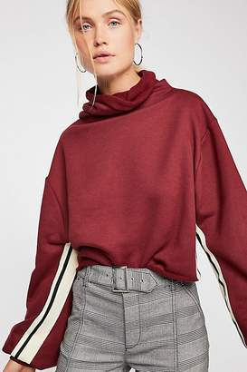 Twenty Pride French Terry Stripes Pullover