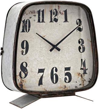 Imax Albert Metal Clock