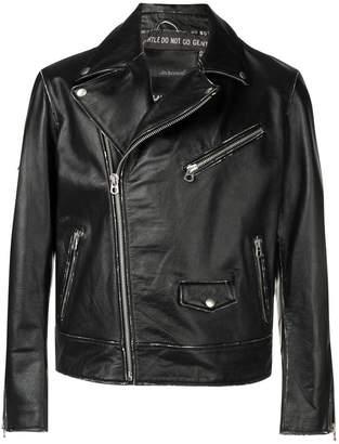 Jeckerson side zip jacket