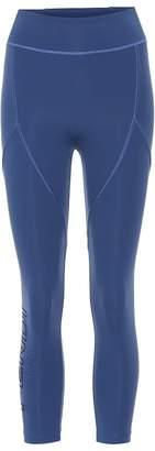 Fendi Logo technical leggings