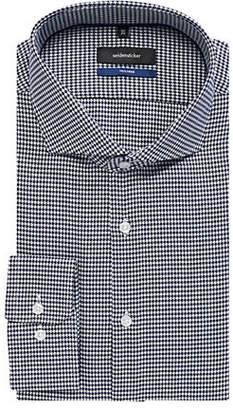 Seidensticker Houndstooth Dress Shirt