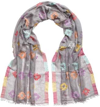 Fraas Fiesta Scarf Taupe