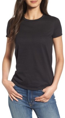 Women's Juicy Couture Gothic Crystals Logo Tee $48 thestylecure.com