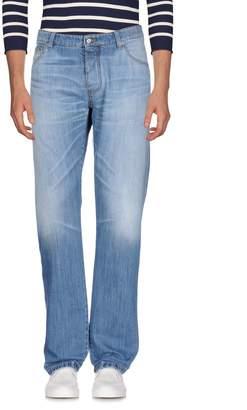 Ermanno Scervino Denim pants - Item 42657338AN