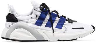 adidas white LXCON chunky low-top sneakers
