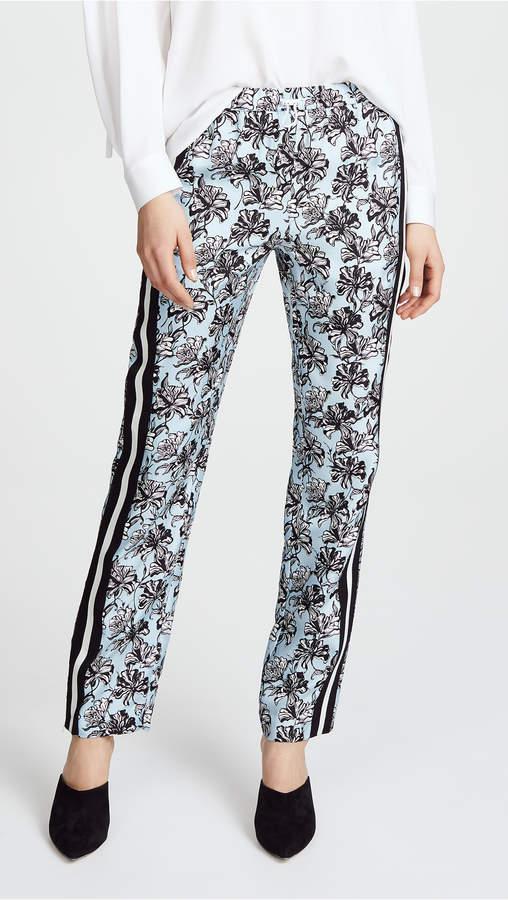 Striped Track Pants