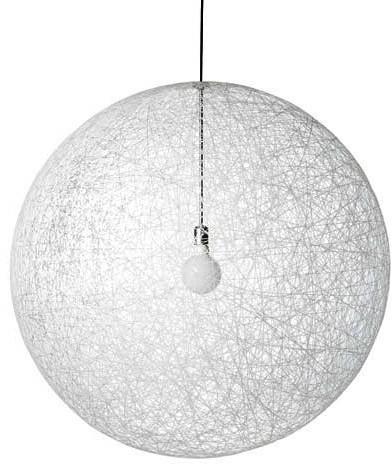 Moooi Random Light - White - Medium -Open Box
