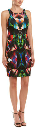 Milly Prism Print Sheath Dress
