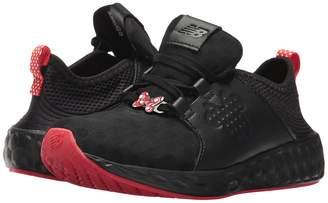 New Balance KJCRZv1P - Minnie Rocks the Dots Girls Shoes