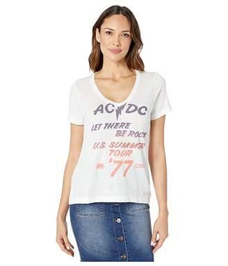 Lucky Brand AC/DC Concert Tee