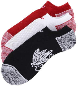 '47 Chicago Blackhawks 3pack Blade Motion No Show Socks
