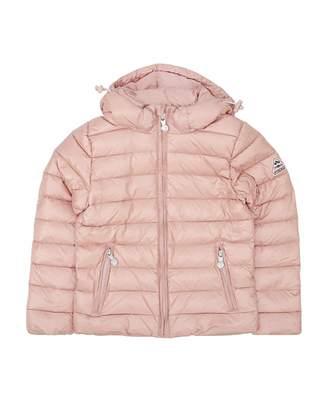 Pyrenex Spoutnic Shiny Down Padded Jacket Colour: Misty Rose, Size: Ag