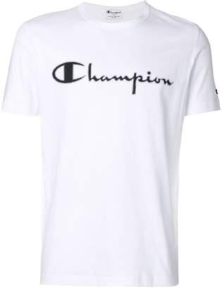 Paolo Pecora Champion print T-shirt
