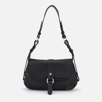 Radley Women's Trinity Square Medium Flapover Shoulder Bag - Black